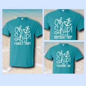 Cruise Shirts Etsy
