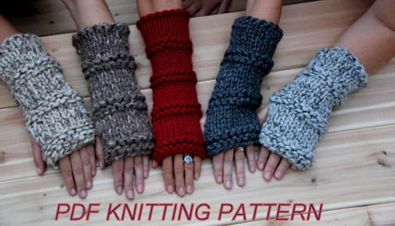 Knitting pattern beginner hand knit outlander and katniss knitting pattern beginner hand knit outlander and katniss inspired mittens fingerless gloves quick one afternoon knitting project dt1010fo