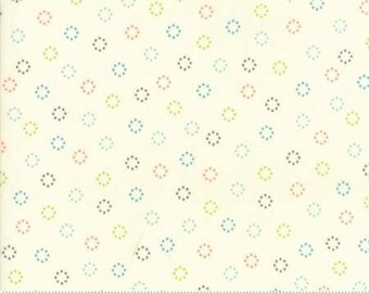 Creekside Yardage by Sherri and Chelsie for Moda Fabrics. Ivory 37537 11