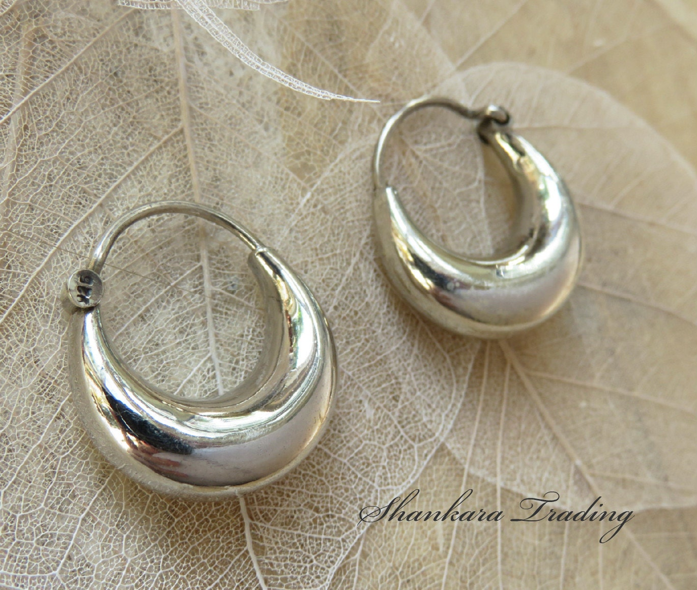 jewellery hoop mostly earrings rustic products jewelry hoops handmade sterling sweet silver