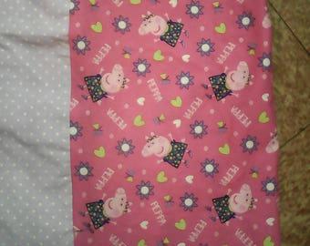 Peppa the Pig Standard Pillowcase