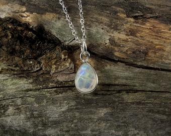Moonstone Spirit Stone Necklace