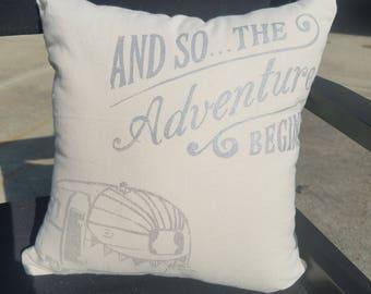 Airstream Pillow