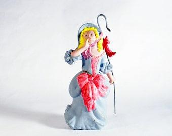 Little Avon Bo Peep Cologne Vintage Bottle Sweet Honesty Decanter Collectible Decorative Perfume Empty
