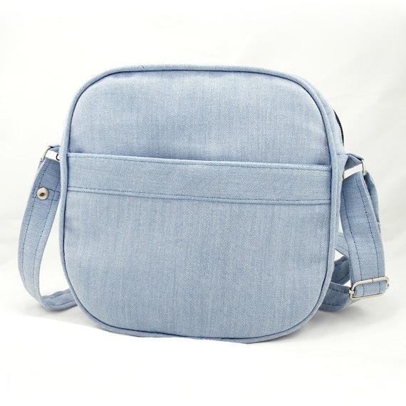 Crossbody bag pattern shoulder bag messenger square bag