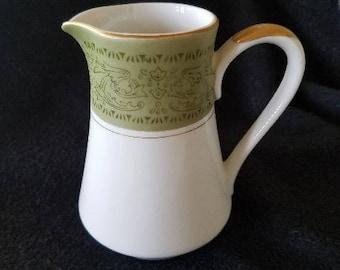 Sheffield Fine China Porcelain creamer. Camelot