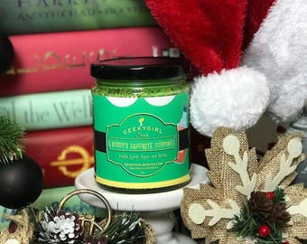 Buddy's Favorite Topping | Buddy the Elf Inspired Candle