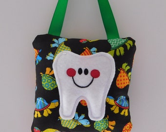 Tooth Fairy Pillow - Tooth Pillow - Loose Tooth