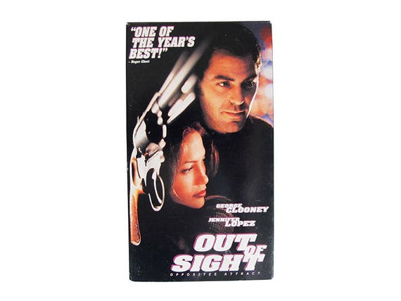 Out of Sight VHS