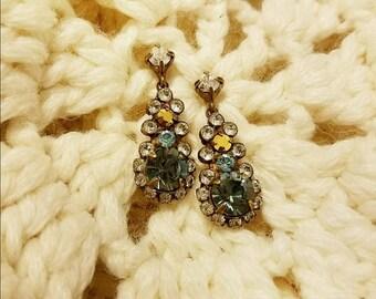 Beautiful Blingy Drop Pierced Earrings by Sorelli