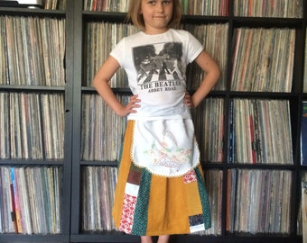 Here Comes Sunshine Skirt for little hippies