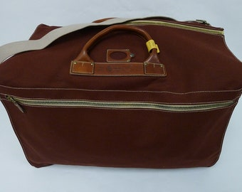 Vintage Jumbo Felisi Cotton Canvas Day Bag