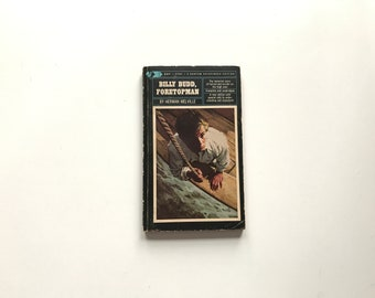 Vintage 1960s Billy Budd, Foretopman by Herman Melville 1965 Softcover Paperback Classic Book Novel