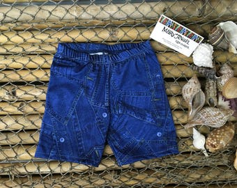 18 months denim pockets look spandex shorts , pants, kids clothes, baby items, toddlers clothes, childrens shorts, fun