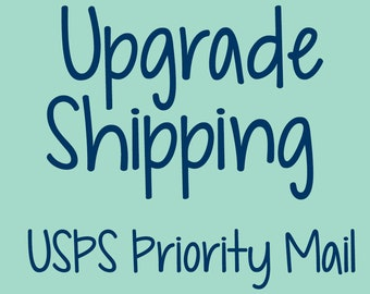 Upgrade Garden Flag Shipping to USPS Priority Mail