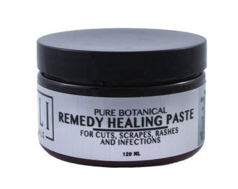 Remedy Healing Paste for Cuts, Scrapes, Rashes & Infections