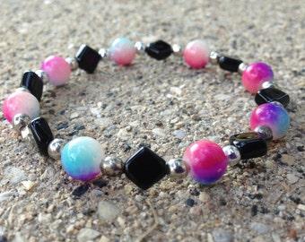 Polychrome Bracelet