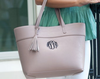 Personalized Monogrammed  Purse 4 Colors