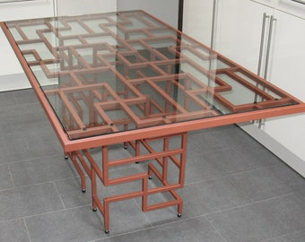Unique Kali table
