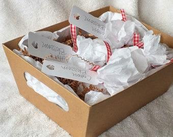 Cotton Blossom Gift Box: 4pk