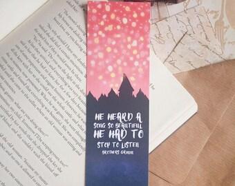 Song So Beautiful Bookmark