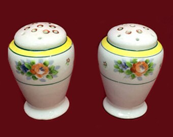 Vintage 'Made in Japan' Salt & Pepper Shakers