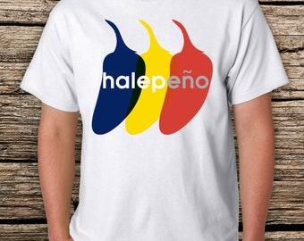 Halepeno-Men's Graphic T-shirt