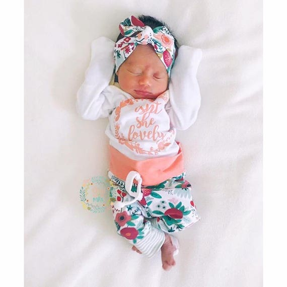 baby girl coming home outfit, newborn baby girl take home outfit, baby girl clothes, hospital outfit, baby girl, baby girl outfit, baby girl SweetandSparklyshop. 5 out of 5 stars () $ Only 2 left Favorite Add to See similar items.