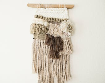 Woven Wall Hanging | Loom Weaving | Wall Decor | Tapestry