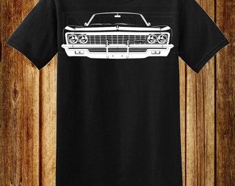 66 Impala, Bel-Air, Biscayne, Station Wagon T-Shirt