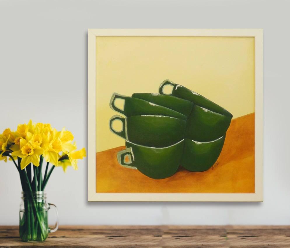 Küchenbilder Auf Leinwand: Kuumlchen
