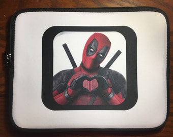 FREE SHIPPING - Deadpool tablet case