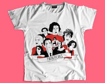 Twin Peaks - T-shirt
