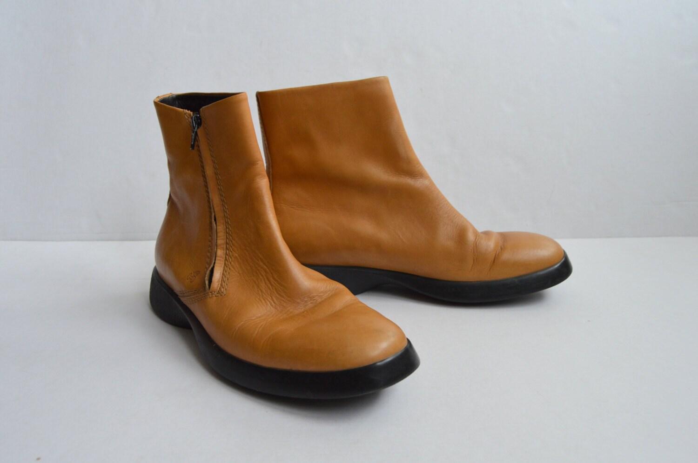 Fabulous Femmes Noir et Daim Chelsea Boot-taille 8-afficher le titre d'origine