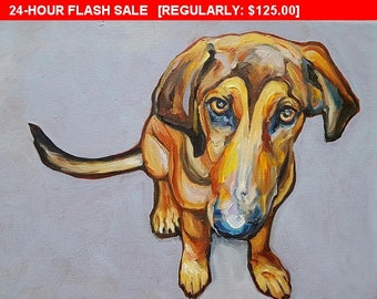 Custom Oil Painting, Custom Horse, Custom Dog, Custom Cat, Pet Portraits in Oil, paintings from your photo, Made to Order