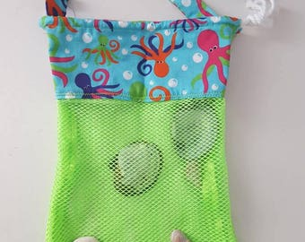 Treasure Bag - Octopus