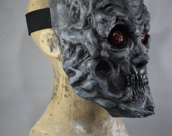 The Slain half latex mask
