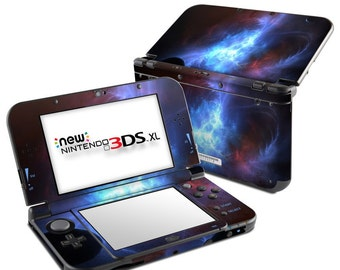Nintendo 3DS XL Skin - Pulsar by Digital Blasphemy - Sticker Decal Wrap - Fits New and Original