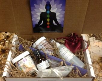Chakra Cleansing & Balancing Box