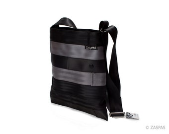 Recycled seatbelts bag - BLK 31-13