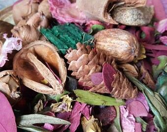 Balefire Offerings ~ Mabon Offerings ~  Pagan Alter Decor ~ Wiccan Sabbats ~ Litha Alter ~ 2oz of Witchy Herbs ~ Smudge Offerings