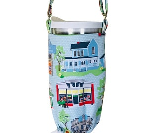 Beverage Tote Stars Hollow