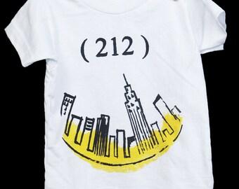 212 NYC Onesie