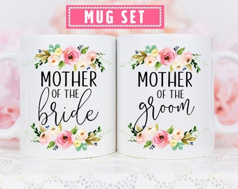 Mother of the Bride Gift, Mother of the Groom Gift, Mother of the Bride Mug, Mother of the Bride, Mother of the Groom, Coffee Mug, Wedding