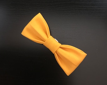 Yellow Bow-tie