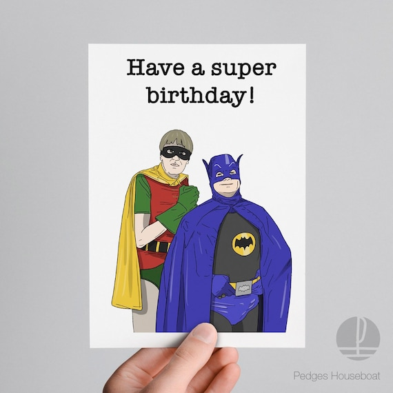 Only fools and horses del boy rodney trotter batman and like this item bookmarktalkfo Gallery