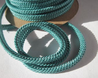1 meter of braided cotton reinforced with 4 mm thick (142)