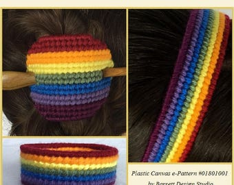 Plastic Canvas Stitches