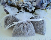 3 FRENCH LAVENDER SACHETS...