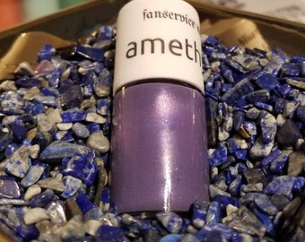 Amethyst Custom Nail Polish